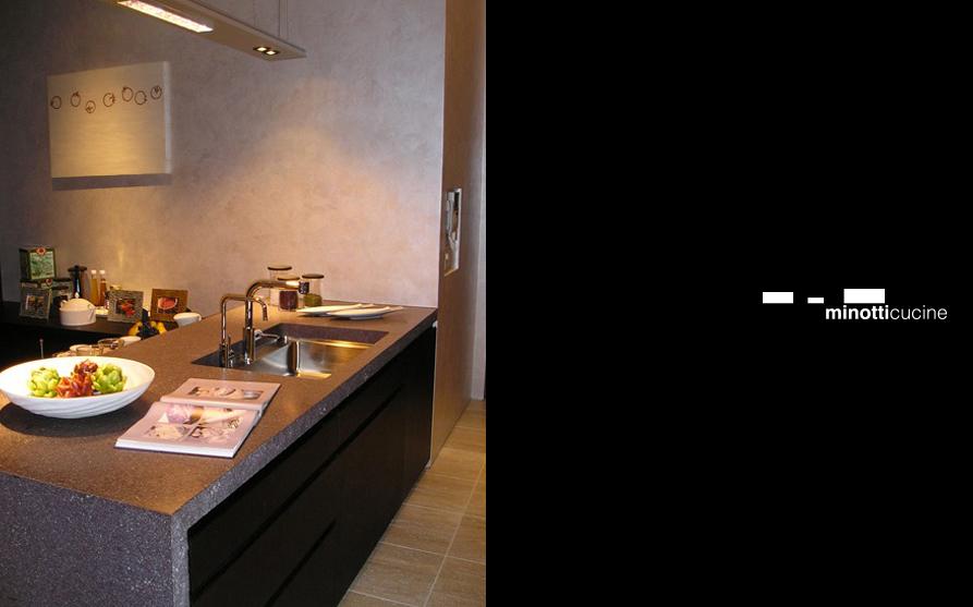 二子玉川モデルルーム minotticucine : atelier