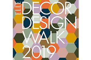 ELLE DECOR DESIGN WALK 2019(ご予約要りません。)