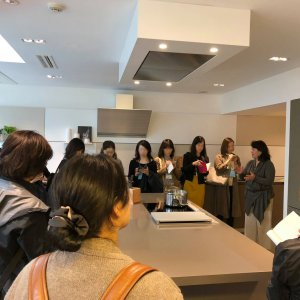【青山インテリアショップツアー】の見学会がありました